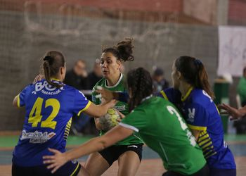 CA Leça - Madeira Sad - Taça de Portugal Seniores  Femininos - foto: Ricardo Júnior