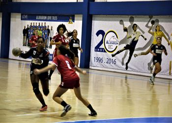 Alavarium Love Tiles : Juve Lis - Campeonato 1ª Divisão Feminina - foto: Alberto Neiva