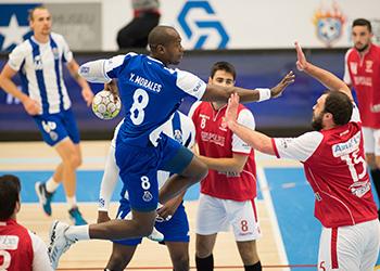 Campeonato Andebol 1 - FC Porto x Arsenal Devesa - 8ª Jornada - Pedro Alves