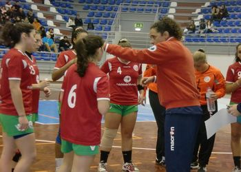 Sandra Fernandes - Selecção Nacional Juniores B femininas : Alpendorada - Torneio Kakygaia - foto: Cid Ramos