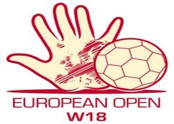 Logo 5º European Open Sub18 Feminino