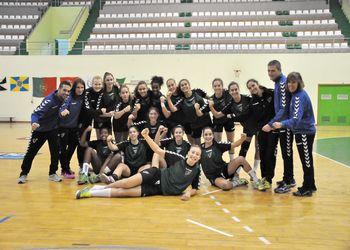 Selecção Nacional Juniores B femininas 2014-2015