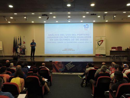 Xavier Sabaté - 13º Congresso Técnico Científico