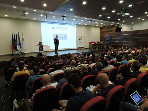 Xavier Pascual Fuertes - 13º Congresso Técnico Científico