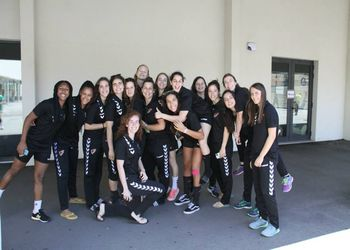 Juniores A femininas de Portugal - Garci Cup 2015 - foto: António Oliveira