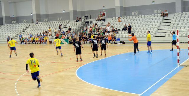 CD Xico Andebol/Clássicos Guimarães - AD Sanjoanense - final veteranos masculinos
