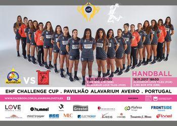 Cartaz Challenge Cup - Alavarium Love Tiles : ZJRK Bor RTB