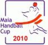 Logo Maia Handball Cup 2010