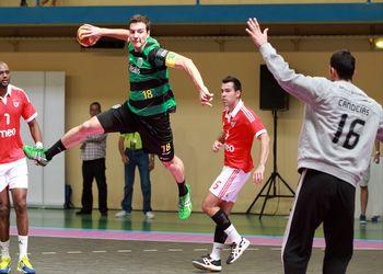 Sporting CP - SL Benfica - meia-final Taça Portugal 2012/13 - foto: A Bola