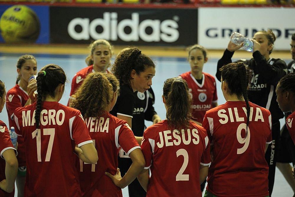 China-Portugal 4- Camp. Mundo sub-18 - Macedónia 2014