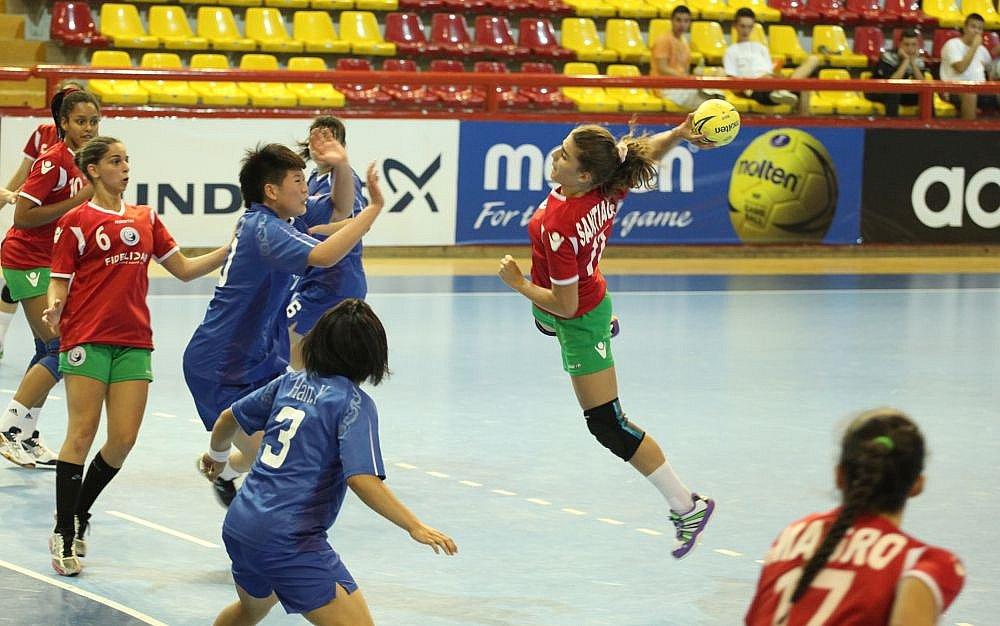 China-Portugal 2- Camp. Mundo sub-18 - Macedónia 2014