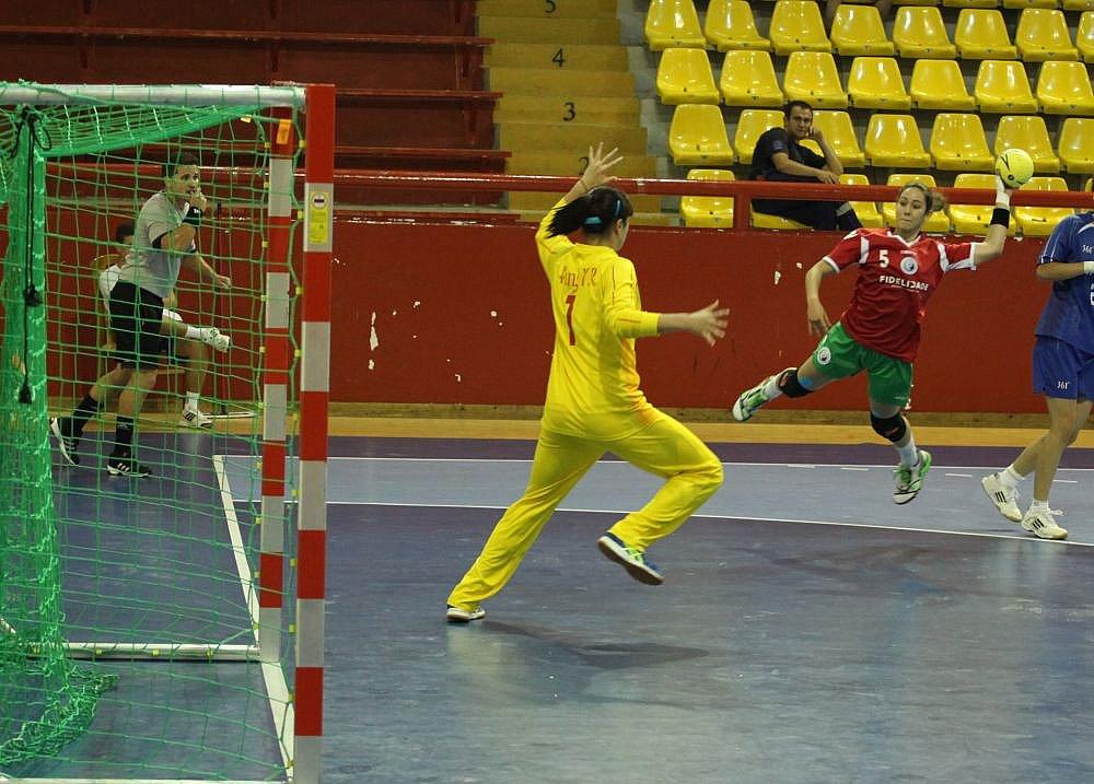 China-Portugal 1- Camp. Mundo sub-18 - Macedónia 2014