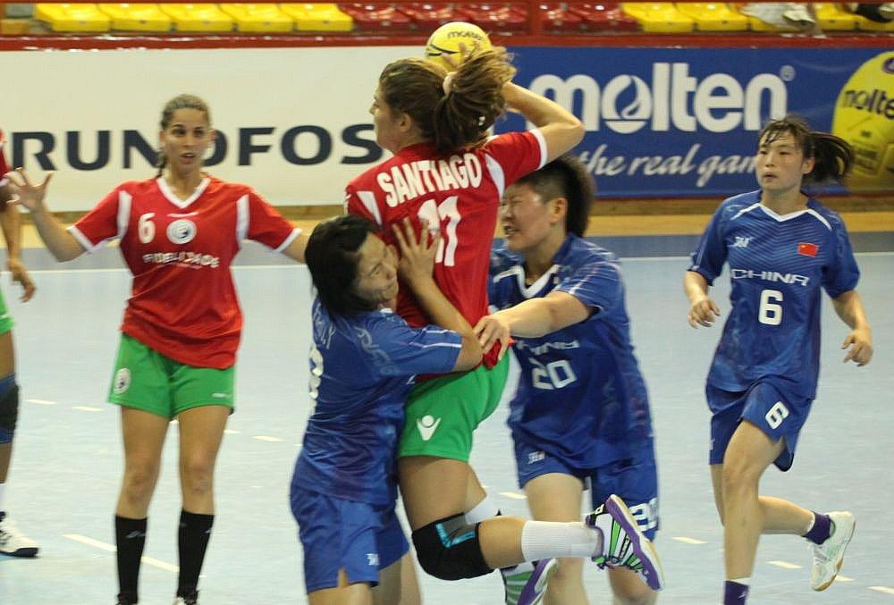 China-Portugal 3- Camp. Mundo sub-18 - Macedónia 2014