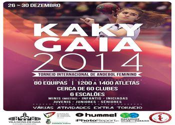 Cartaz XXVI Torneio Kakygaia 2014