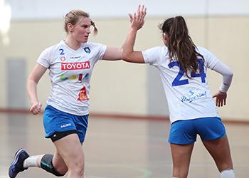 Madeira SAD : Colégio de Gaia - Campeonato 1ª Divisão Feminina - foto: PhotoReport.In