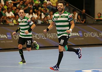 Sporting CP : Chekhovskie Medvedi - Velux EHF Champions League - foto: PhotoReport.In