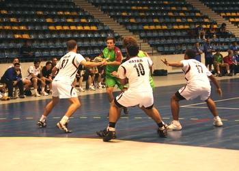 Portugal : Qatar - jogo amigável no Egipto - Selecção Nacional Junior A masculina