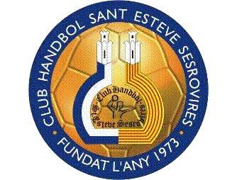 Logo Club Handbol Sant Esteve Sesrovires