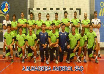 Plantel AM Madeira A. Sad 2012-13