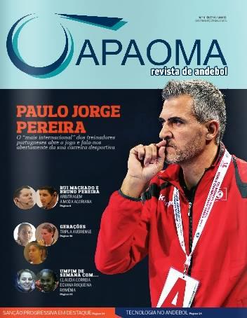 Capa Revista APAOMA nº 4