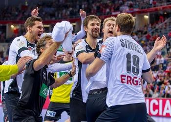 Campeonato da Europa - Alemanha é finalista