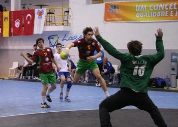Portugal-Grécia - Jogos do Medciterrâneo 2012
