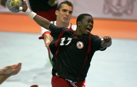 Portugal-Angola 5 - Mundial Sub21