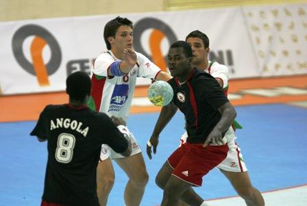 Portugal-Angola - Mundial Sub21