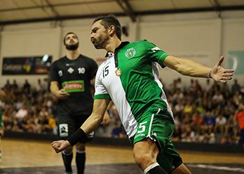 Pedro Solha - Águas Santas Milaneza : Sporting CP - Campeonato Andebol 1 - foto: PhotoReport.In