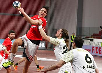 EHF Cup - SL Benfica vs Helvetia Anaitasuna - 2ª Jornada - Grupo D