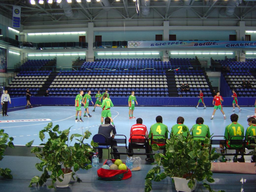 Torneio Internacional da Província de Moscovo - Bulgária : Portugal