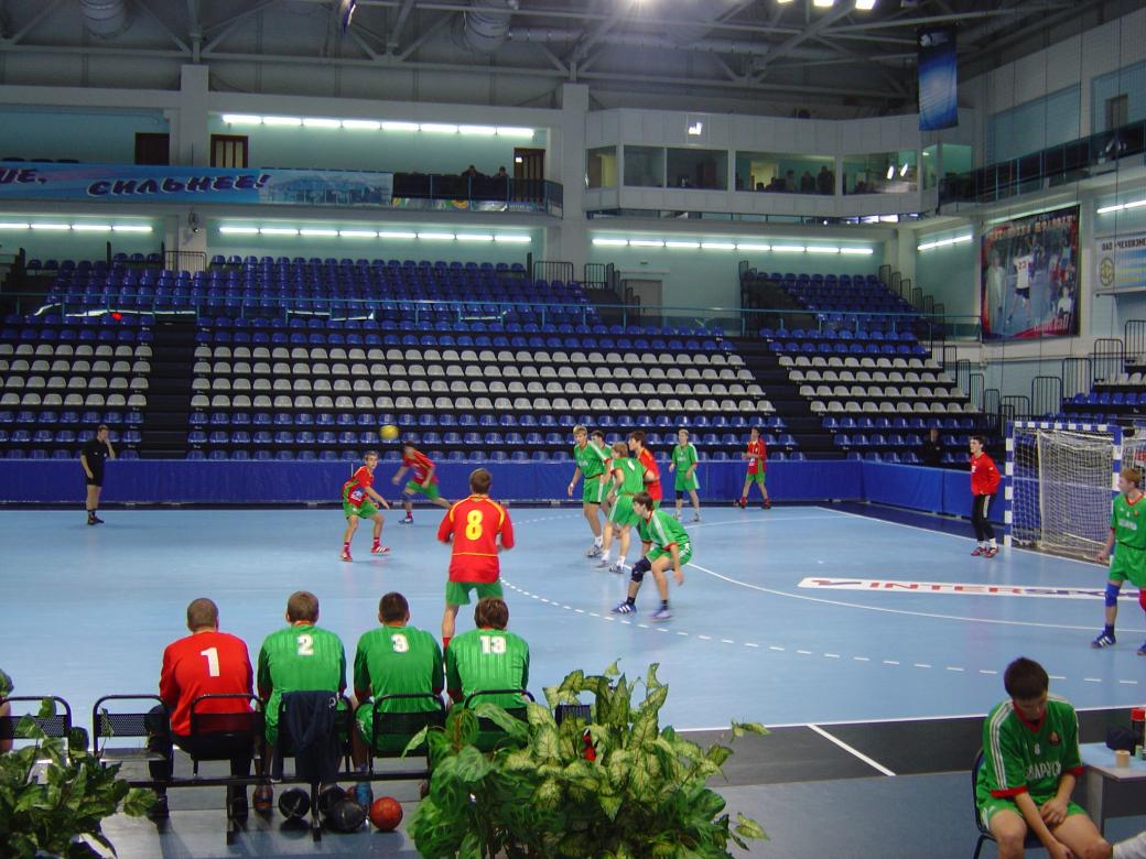 Torneio Internacional da Província de Moscovo - Portugal : Bielorússia