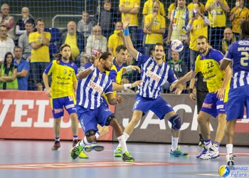 Gilberto Duarte e Salina  - KS Vive Kielce-FC Porto