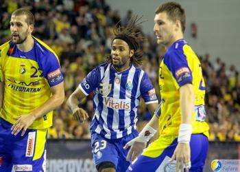 Wilson Dayes - KS Kielce-FC Porto