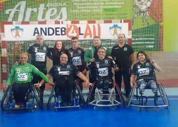 SPORTINGCP/CPMESSINES/AMAL - Meias finais Taça Portugal ACR Sul