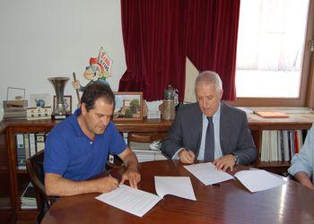 Assinatura de Protocolo Federação - CM Terras de Bouro