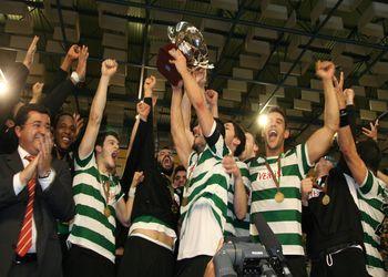 Sporting CP - vencedor da Taça de Portugal 2011/12