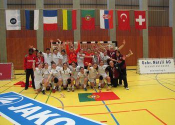 Portugal - qualificação na Suíça