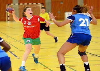 Portugal : França - qualificação Mundial Sub20 Femininos