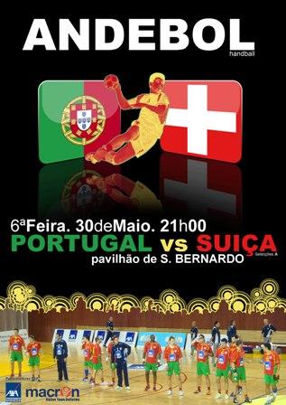 Portugal : Suíça - 30.05.2008, Aveiro