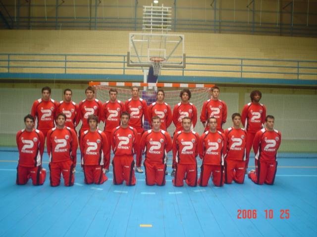 Júniores B masc 06-07