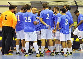 Campeonato Andebol 1 - CF Belenenses x Águas Santas Milaneza - FF - GA - 8ª Jornada