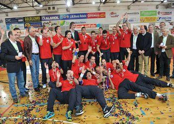 Portugal campeão Europeu de Andebol INAS