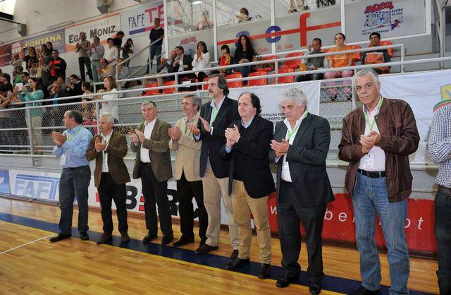 Portugal campeão Europeu de Andebol INAS - individualidades