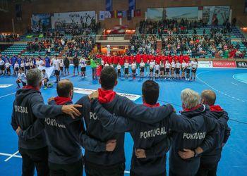 Portugal : Chipre - Qualificação para o Play-Off do Mundial 2019 - foto: Pedro Alves