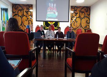 Conferência de Imprensa - apresentação Portugal : Áustria - Seleção A Feminina