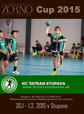 Cartaz Zorno Cup 2015