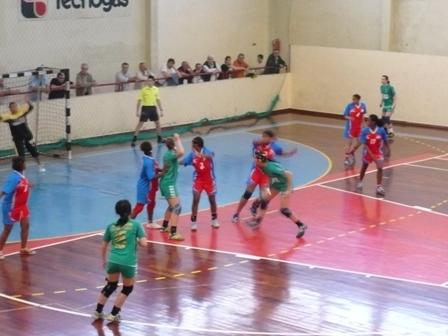 Assomada : Col. João Barros - 3º/4º lugar da Fase Final B Campeonato Nacional Juniores Femininos 4