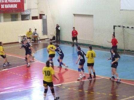 Maiastars : Colégio Gaia - Final da Fase Final B Campeonato Nacional Juniores Femininos 3