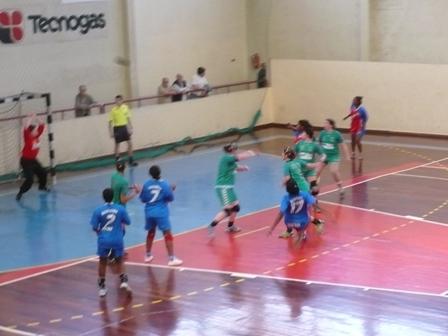 Assomada : Col. João Barros - 3º/4º lugar da Fase Final B Campeonato Nacional Juniores Femininos 3